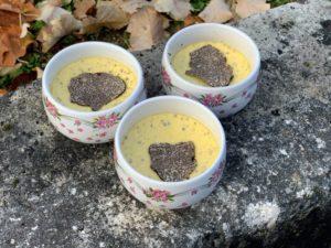 recettes à la truffe noire