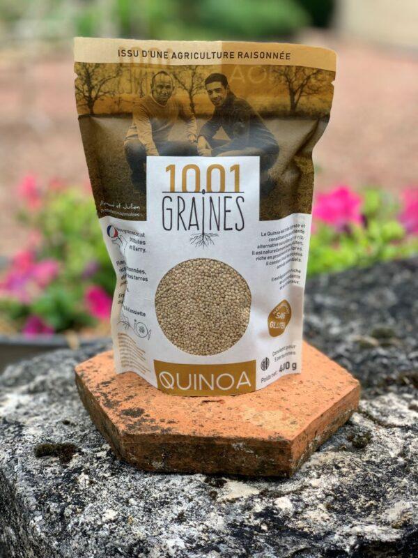 Quinoa du Berry